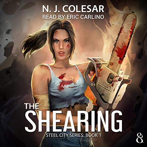The Shearing: DarkEnergy: Steel City Series, Book 1