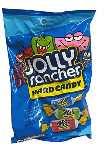 Jolly Rancher Hard Candies, Assorted Flavors, 7 oz by The Hershey Company