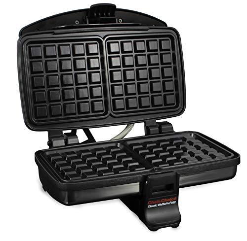 Chef's Choice 8520000 Classic WafflePro Nonstick Waffle Maker (Renewed), 2-Square,...