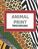 Animal Print: Paper Airplanes
