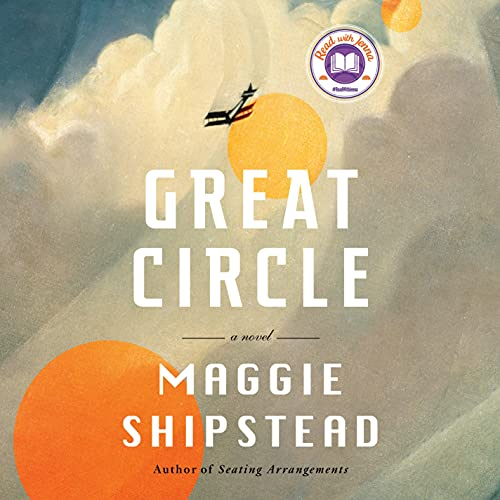 Great Circle Audiobook By Maggie Shipstead cover art