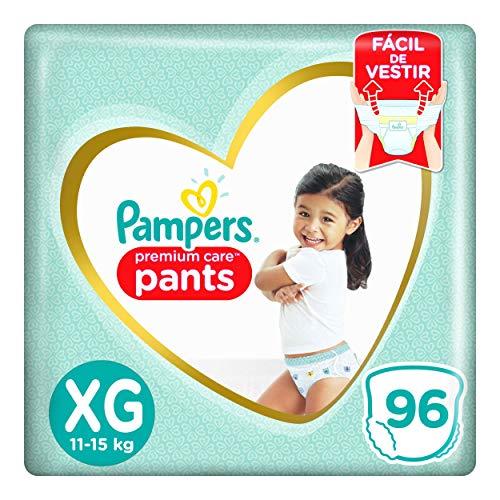 Fralda Pampers Pants Premium Care XG 96 unidades, Pampers