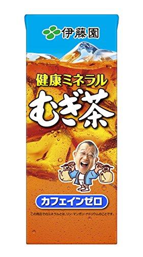 伊藤園 健康ミネラルむぎ茶 ペット 250ml