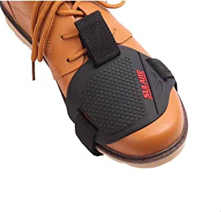 Motorcycle Shift Boot Cover Protective Gear Universal Shoe Protector Scuff Guard