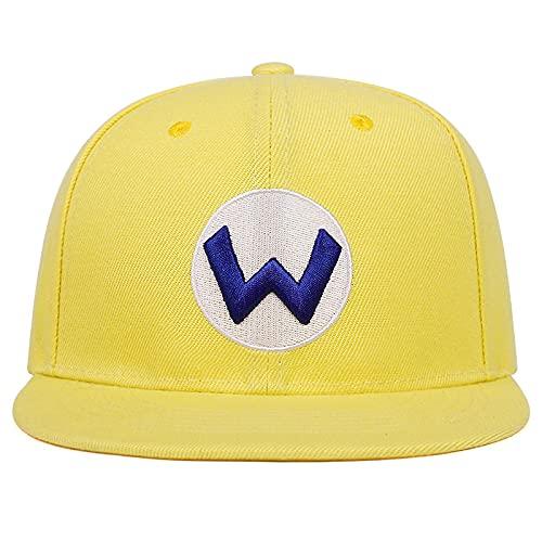 Super Mario Hat Halloween Disfraz Mario Hat Cosplay Mexicano Sombreros Anime Mario Cap Cappelli Venta al por mayor
