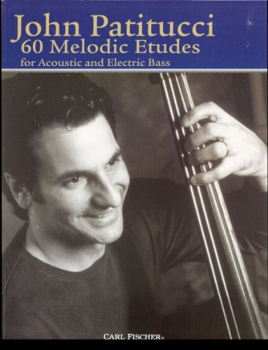 60 Melodic Etudes (For Acoustic And Electric Bass)