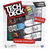 Tech-Deck Sk8shop Bonus Pack World Edition Limited Series 2020 (Habitat)