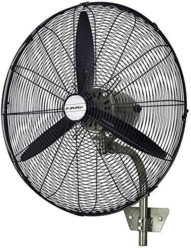 Suge Ventilator/Große Wand befestigten Ventilator/Industrie Ventilator/Metallwand Fan-Rind-Horn Fan/Oszillierende 3-Gang-Fan (Size : 30inch)
