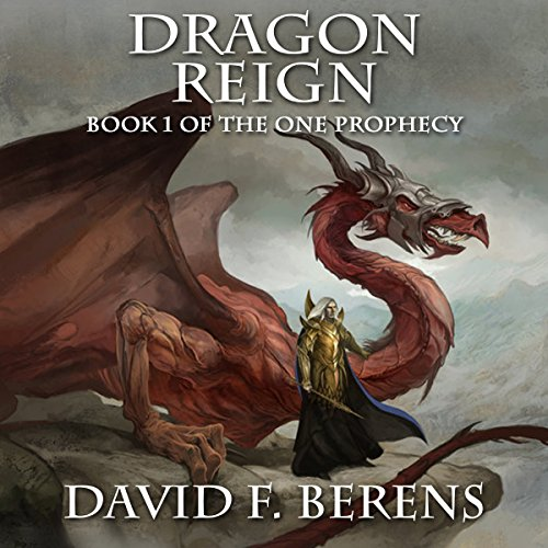 Dragon Reign audiobook cover art