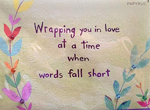 Papyrus Everyday Card, Sympathy