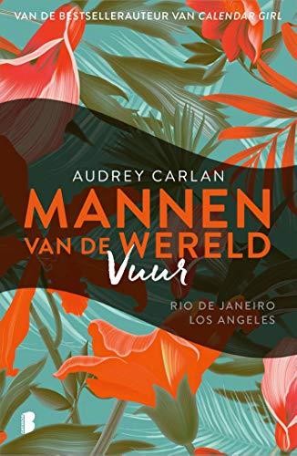 Vuur (Mannen van de wereld Book 6) (Dutch Edition)