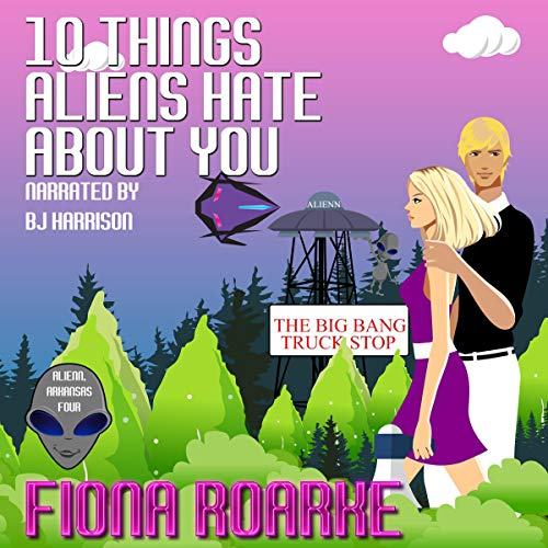 『10 Things Aliens Hate About You』のカバーアート