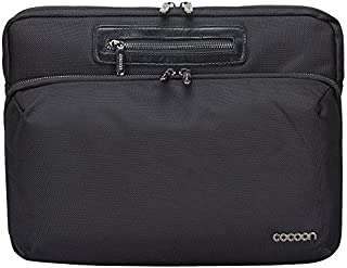 """Cocoon MCS2305BK Buena Vista 13"""" Laptop Sleeve (Black)"""