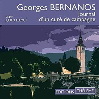 Journal d'un curé de campagne                   Auteur(s):                                                                                                                                 Georges Bernanos                               Narrateur(s):                                                                                                                                 Julien Allouf                      Durée: 9 h et 5 min     Pas de évaluations     Au global 0,0