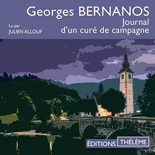 Journal d'un curé de campagne audiobook cover art