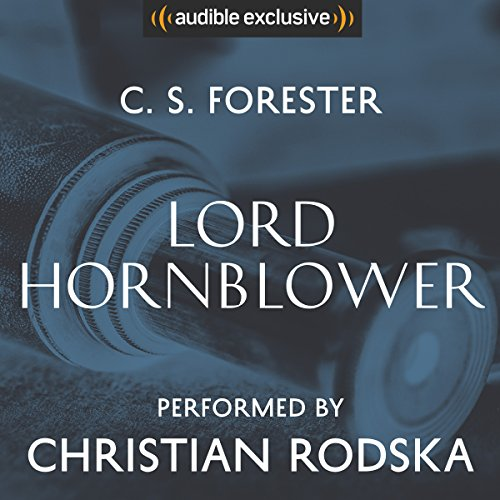 Lord Hornblower cover art