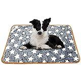 WELLXUNK® Hundedecke Waschbare Weiche und Warme Haustierdecke für Hund,Katzen Decke mit super Soft...