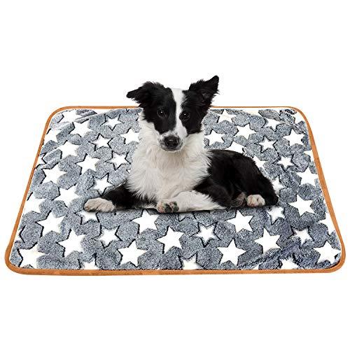 WELLXUNK Manta de Mascotas, Mantas para Perros, Manta Sofa Mascota, Manta cálida Mascotas, para Perros Gatos Conejos y Otras Mascotas Manta para Gato