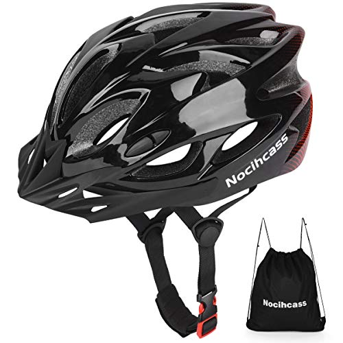 Casco de bicicleta, casco de bicicleta con parasol para adultos, jóvenes, hombres y mujeres, para BMX, monopatín, MTB,...