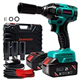KINSWOOD Cordless Impact Wrench