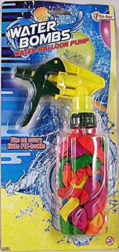 Wasserballon Pumpe mit Ballon`s