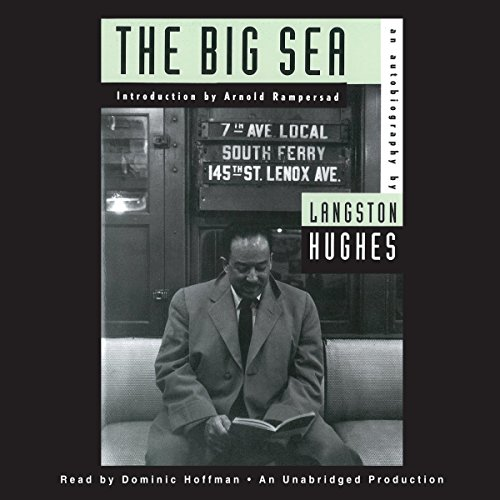 The Big Sea audiobook cover art