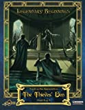 The Thieves' Den (Trail of the Apprentice, Band 3) - Paris Crenshaw
