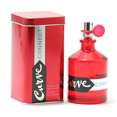 Liz Claiborne Curve Connect Eau De Cologne Spray 125 Ml For Men