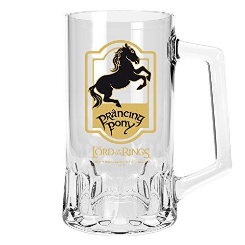 El Señor de los anillos jarra de Pony pisador