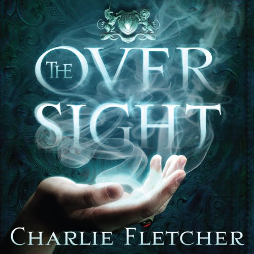 The Oversight audiobook cover art