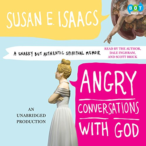 Angry Conversations with God audiobook cover art