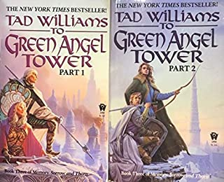 To Green Angel Tower - Book Three of Memory, Sorrow & Thorn - Part 1 and 2 (Set of Two Paperback Books)