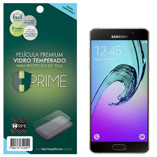 Pelicula de Vidro temperado 9h HPrime para Samsung Galaxy A5 2016 (A510), Hprime, Película Protetora de Tela para Celular, Transparente
