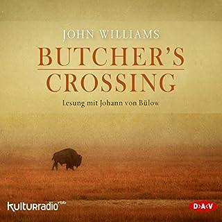 Butcher's Crossing Titelbild