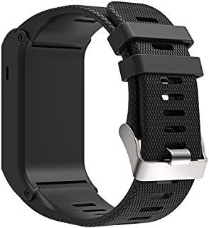 featured product QGHXO Band for Garmin Vivoactive HR, Soft Silicone Replacement Watch Band ONLY for Garmin Vivoactive HR (No Tracker, Replacement Bands Only)