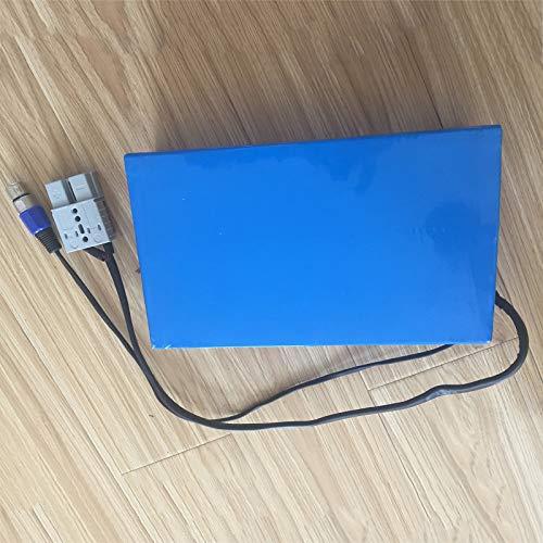 HLDUYIN Batería de Ion de Litio para Cell Ebike (48 V, 20 Ah, Cargador de 5 A y BMS para Bicicleta eléctrica y Scooter, Kit de conversión de Bicicleta eléctrica)
