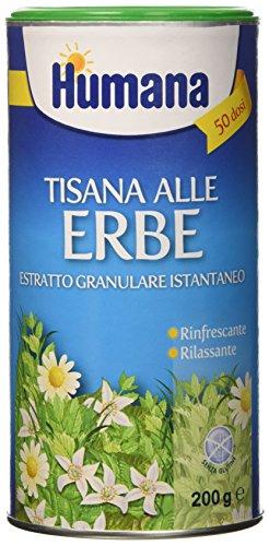Humana Tisana Alle Erbe - 1 Barattolo
