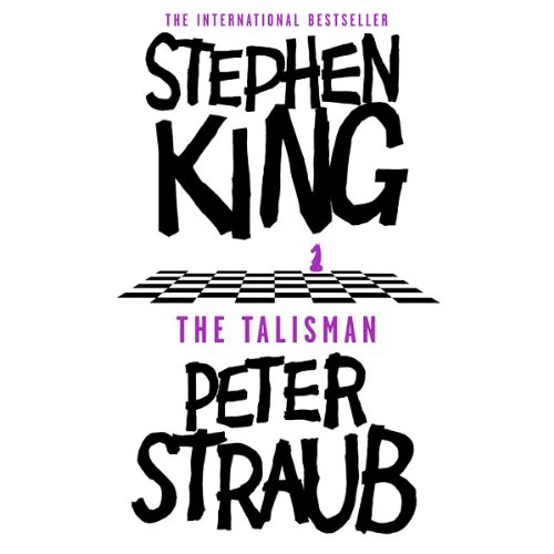 The Talisman     Talisman, Book 1              By:                                                                                                                                 Stephen King                               Narrated by:                                                                                                                                 Frank Muller                      Length: 28 hrs     394 ratings     Overall 4.1