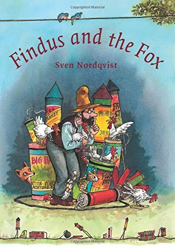 Findus and the Fox (Findus and Pettson) by Sven Nordqvist(2009-06-01)の詳細を見る