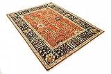 Nain Trading Arijana Klassik 233x173 Orientteppich Teppich Dunkelgrau/Braun Handgeknüpft Pakistan - 4