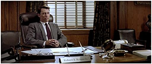 J. Edgar 8 Inch x 10 Inch Photo Jeffrey Donovan Seated at Desk in Front of Window kn