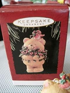 Hallmark Keepsake Ornament Forever Friends Bear 1995