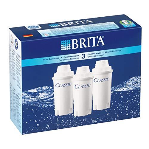 Brita Kartusche Classic Wasseraufbereiter NEU OVP Wasserneutralisierer 3-teilig