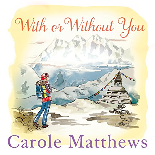 With or Without You audiobook cover art