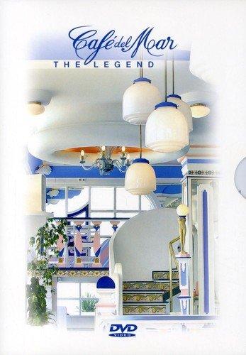 Various Artists - Cafe del Mar, The Legend [2 DVDs]
