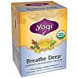 Yogi Teas Tea Breathe Deep Org3