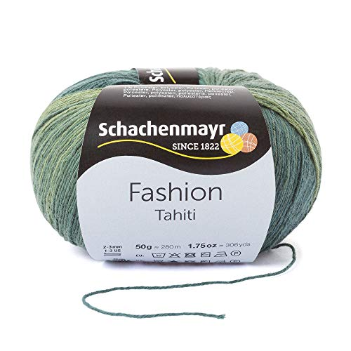 Schachenmayr since 1822 Handstrickgarne Schachenmayr Tahiti, 50G Jungle