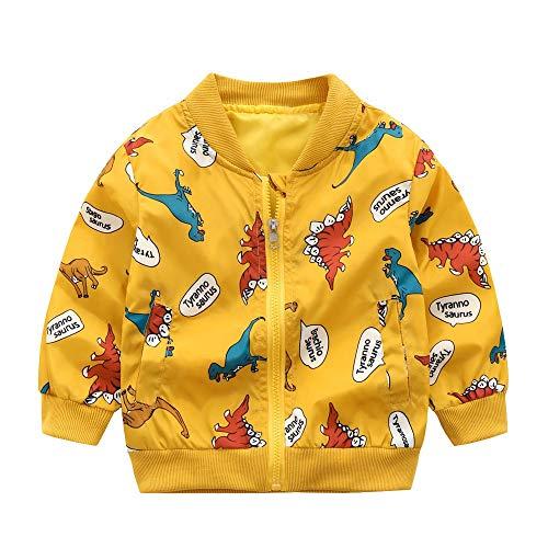 KEERADS Enfants Filles Garçons Sweatshirt Tops Designer Baby Rose Désinvolte,Imprimer Pullover Sweatshirt Toison Encapuchonné Jumper Manteaux Chaud Chemises Âge 1-5 Ans
