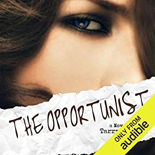 The Opportunist audiobook cover art