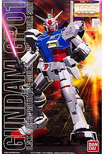 RX-78 Gundam GP01 GUNPLA MG Master Grade 1/100